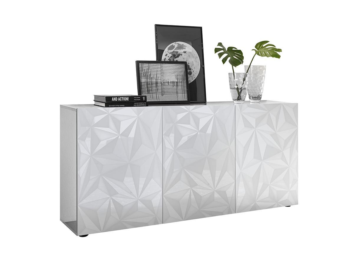 Sideboard ERIS - Weiß lackiert