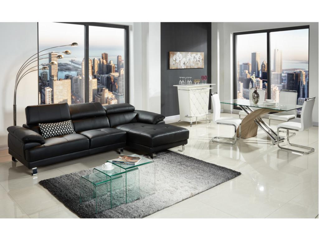 Kauf-Unique Hausbar Clay - Weiß 82787