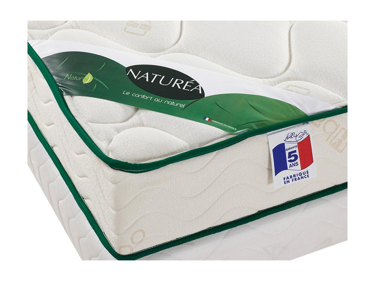 Materasso Naturale 100 Lattice Opaline Di Naturea 160 X 200cm