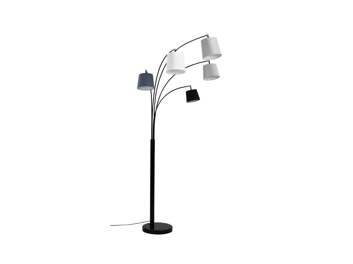 Stehlampe Stehleuchte Metall VARIETONE - H 210 cm
